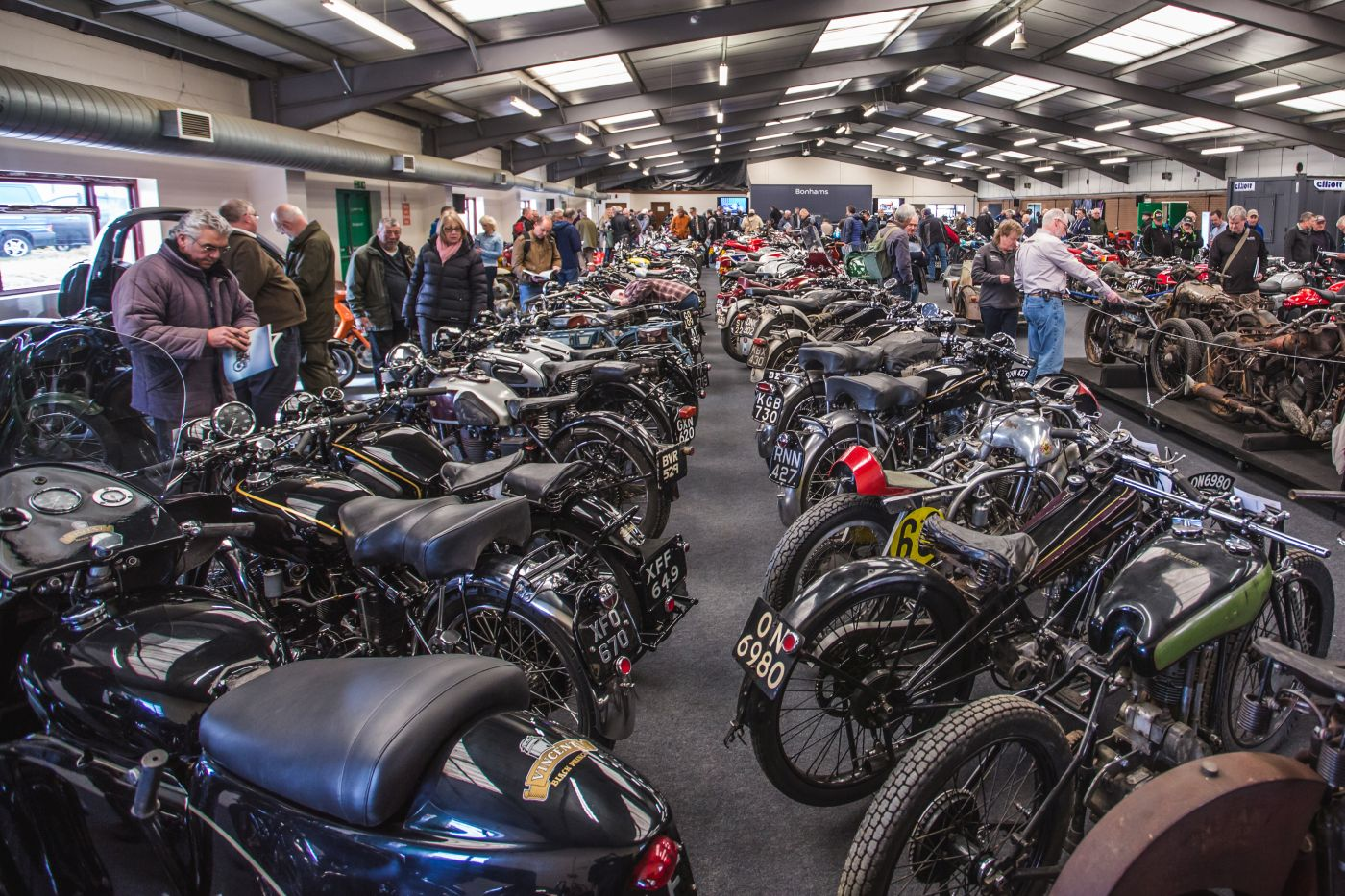Motorcycle Auction Sites Uk