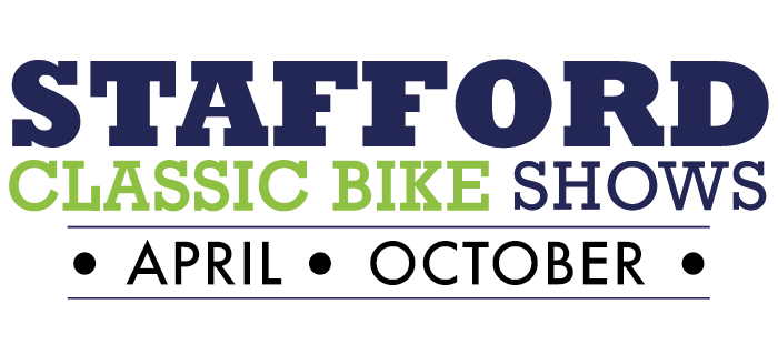 Stafford Classic Bike Shows Retina Logo
