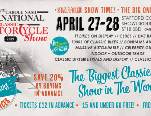 5 REASONS TO VISIT STAFFORD THIS APRIL!