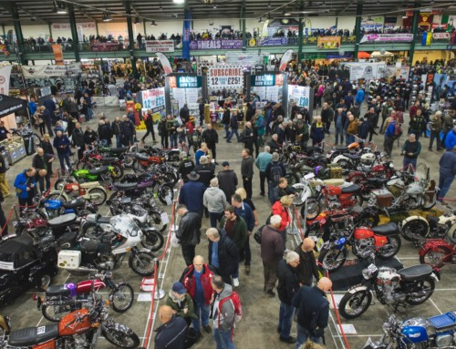 STAR-STUDDED STAFFORD BIKE SHOW DELIVERS ALL-TIME RECORD FOR BONHAMS