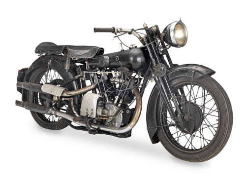 BROUGH IS SUPERIOR AT SUCCESSFUL BONHAMS AUTUMN STAFFORD SALE